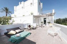 The Stylish and Laid Back Masseria Alchimia Guesthouse in Puglia, Italy   http://www.yatzer.com/masseria-alchimia