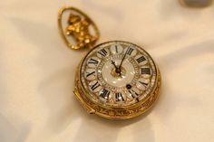 Cette montre a appartenu au duc d' Orléans, régent de France