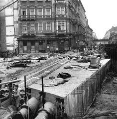 Svezte se do historie pražského metra. Unikátní fotky, plány a tramvaj, která nevyjela - Aktuálně.cz Street View, Historia, Nostalgia