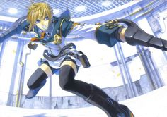 Tags: Anime, Chrome Shelled Regios, Nina Antalk