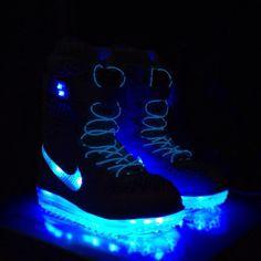 Nike Shoeshine