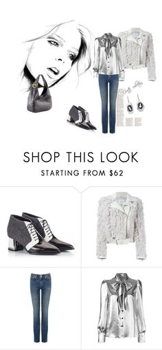 """""""Grotto collection"""" by bv-b ❤ liked on Polyvore featuring Alberto Guardiani, Dagmar, Yves Saint Laurent and Michael Kors"""