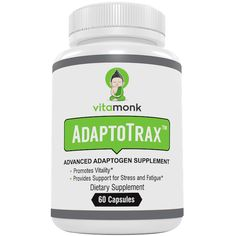 AdaptoTrax Adaptogenic Herbs Blend  VitaMonk - Check out our fantastic new adaptogen supplement AdaptoTrax. Learn more here - https://www.vitamonk.com/products/adaptotrax-adaptogenic-herbs-blend - https://www.vitamonk.com/products/adaptotrax-adaptogenic-herbs-blend