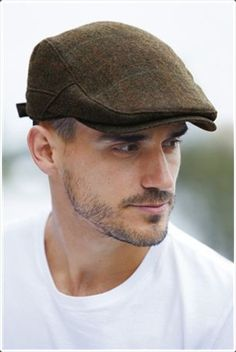 100 Perfect for Any Outfit Flat Caps for Men b231c224a49