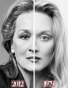 Meryl Streep now and then. I believe this is the definition of 'aging gracefully… Meryl Streep now and then. I believe this is the definition of 'aging gracefully'. I definitely wanna age gracefully Ex Machina, Actrices Hollywood, Advanced Style, Ageless Beauty, Photos Of The Week, 2 Photos, Aging Gracefully, Famous Faces, Divas
