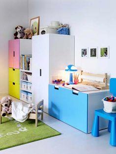 Mitwachsende Möbel für das Kinderzimmer