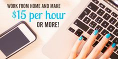 Looking for a high-paying online job? These companies pay their home based employees $15 or more for every hour you work.