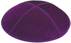 Zion Judaica Suede Quality Kippot for Affairs or Everyday Use Single or Bulk Orders - Optional Custom Imprinting Inside for Any Affair (108 Pack Imprinted, Purple) at Amazon Men's Clothing store: