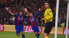 Barcelona 6-1 PSG Highlights and Goals - UEFA Champions League ...