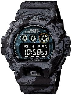 G-Shock GD-X6900 MAHARISHI - LIMITED EDITION