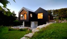 Escape to a Bio-Passive Vacation Refuge in a Bavarian Nature Park - Photo 1 of 10 - Dwell