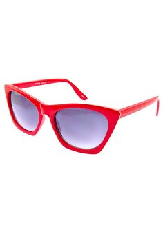 Fashion Retro Frame Suglasses in Multi Colors