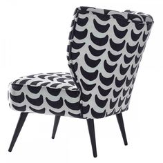 Rouge salons and d co on pinterest - Fauteuil franck ampm ...