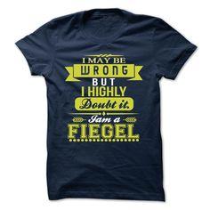 [Top tshirt name ideas] FIEGEL Teeshirt of year Hoodies, Funny Tee Shirts