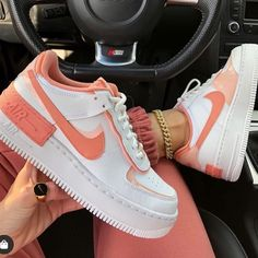 Nike Vans, Dr Shoes, Cute Nike Shoes, Swag Shoes, Cute Nikes, Cute Sneakers, Hype Shoes, Pink Nike Shoes, Pink Nikes