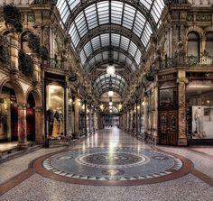 Fancy Mall Interior
