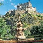 My most favorite of all: Edinburgh Castle in Scotland.