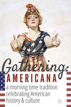 Gathering: Americana - Simple. Home. Blessings