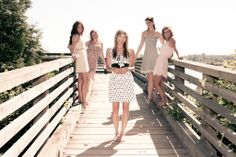 Bachelorette Party: Girlfriends Photo shoot | Wedding Planning Vancouver | Kailey Michelle Events