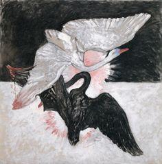 The Athenaeum - The Swan, No. 02, Group IX/SUW (Hilma af Klint - )