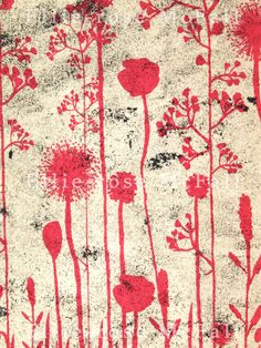 Ellie-rose McFall- Hand printed sample with sponged acyrlic background for my FM Rugs, Printed, Drawings, Home Decor, Farmhouse Rugs, Decoration Home, Room Decor, Sketches, Drawing