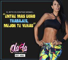 Recuerda siempre tener constancia sobre todo!!! Con OLA-LA ROPA DEPORTIVA, todos los días son ideales para ir al GYM…👌🤸♀️👏👏👏 http://ola-laropadeportiva.com/ Contáctenos por whatsapp al +57 3188278826. #pasión #nuevacolección #Unlimited #Coomingsoon #Fitness #Enterizos #Descuentos #Fitnessfreak #Crossfit #Fit #TRX #olalaropadeportiva #fitnesslifestyle #ropadeportiva #Fitgirl #workout #GYM #AddictGym #Motivation #Motivaciongym #Fitnesslife #Colombia #Cali #Bogota #Foreverolala #Bodyfit
