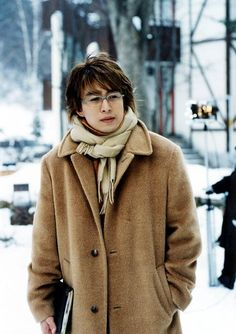Bae Yong Jun as Joon Sang - Winter Sonata
