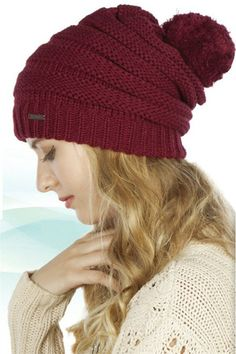 Basic Pom Beanie from Gypsy Outfitters