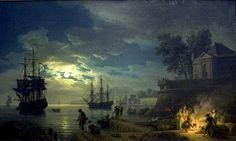 Joseph Vernet-Clair de Lune