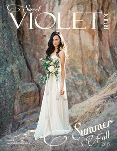 Sweet Violet Bride I