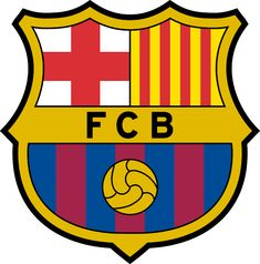 The Barcelona FC team colors are maroon, blue, gold, red and yellow. These Barcelona FC color codes can be used for projects to match the colors of Barça. Barcelona Team, Camisa Barcelona, Barcelona Cake, Barcelona Spain, Barcelona Tattoo, Soccer Match, Soccer Kits, Football Kits, Football Soccer