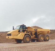 Looks like Caterpillar 725 or 730 adt Dump Trucks, Tow Truck, Big Trucks, Heavy Construction Equipment, Heavy Equipment, Caterpillar Toys, Cat Machines, Logging Equipment, Tonka Toys