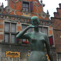Mariken van Nimwegen, or spell it anyway you like. But where is Moenen?