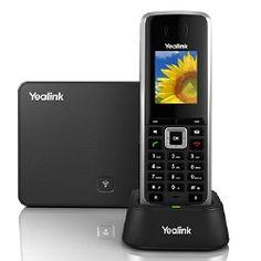 Telefone IP Sem fio W52P Yealink