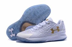 acb1b345fe74 Under Armour UA Curry One Low 2015 All White Basketball Shoes Sale Discount