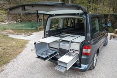 Survival camping tips Vw T5, Vw Transporter Camper, Mini Camper, Truck Camper, Minivan Camping, Jeep Camping, Caravelle Vw, Vw California T6, Motorhome