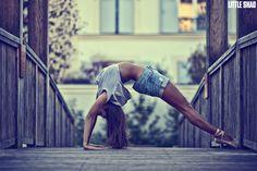 Hip Hop Ballet Dancer