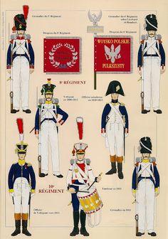 MINIATURAS MILITARES POR ALFONS CÀNOVAS: LA INFANTERIA POLACA en 1809-1813, por…