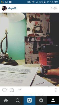 My time .. my life .. my coffee ..