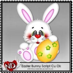 CU Easter Bunny Script