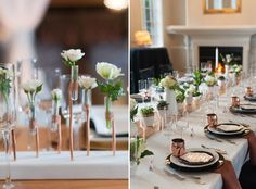 Urban Modern Chic wedding at The Hollywood Schoolhouse during Weddings in Woodinville by Simply by Tamara Nicole | Blue Rose Photography | Grand Event Rentals | From the Ground Up Floral | Impress Ink #weddingsinwoodinville #wiw2016 #modernwedding #metallicwedding #moscowmule #copperwedding