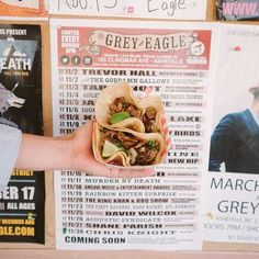 Grey Eagle Taqueria (49 Best Places to Eat in Asheville - Ultimate Asheville Food Bucket List) // localadventurer.com