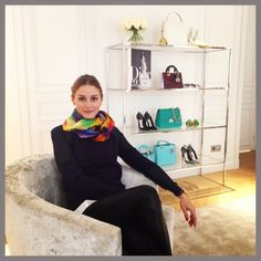 Olivia Palermo @oliviapalermo I can't think of ...Instagram photo | Websta (Webstagram)
