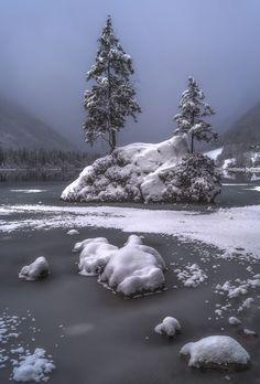 Snowy Pictures, Art Pictures, Photos, Beautiful Winter Scenes, Winter Magic, Autumn Scenery, Snow Scenes, Winter Beauty, Winter Wonder