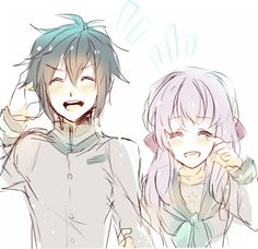 yuu x shinoa | Tumblr