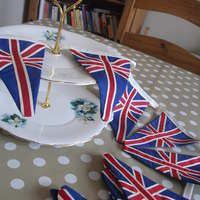 Lovely bunting from Bella and the Moo