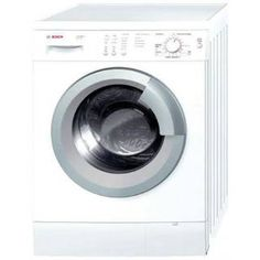 "Bosch WAS20160UC 24"" Front Load High Efficiency Axxis Washer"