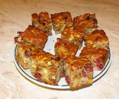 Almás – meggyes bögrés Quiche, French Toast, Muffin, Breakfast, Food, Cakes, Morning Coffee, Cake Makers, Essen