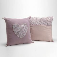 Set of 2 Pink Cushions available on Wysada.com