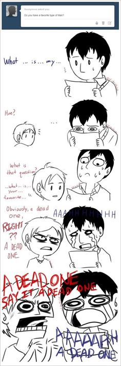 Poor Bertolt.. Annie where r u when we need u